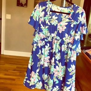 Lily inspired dress